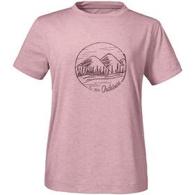 Schöffel Lissabon T-Shirt À Manches Courtes Femme, boto dolphin